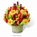 Fruit Bouquet Arranging