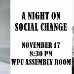A Night on Social Change