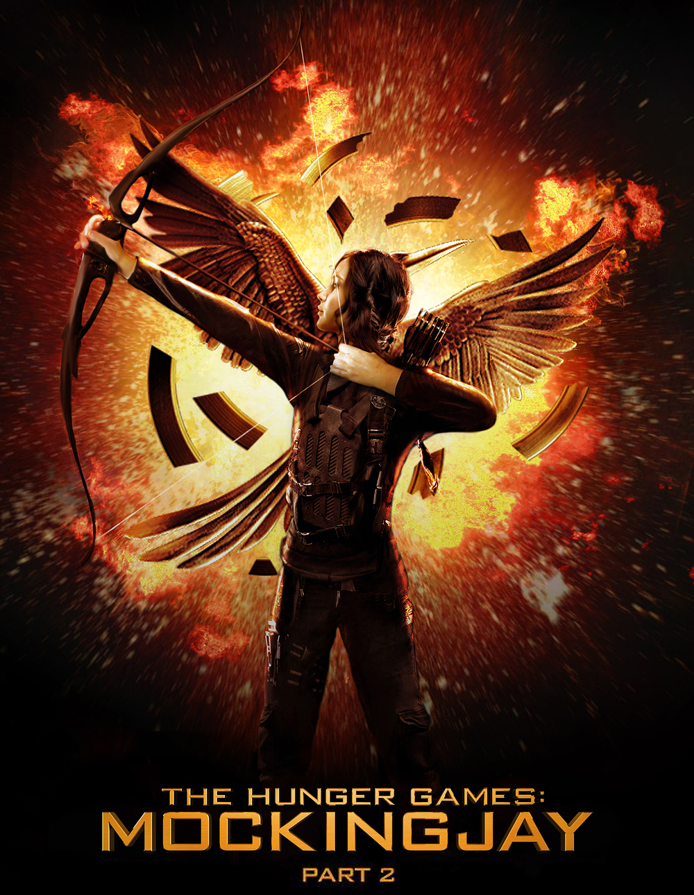 Hunger Games: Mockingjay Part 2