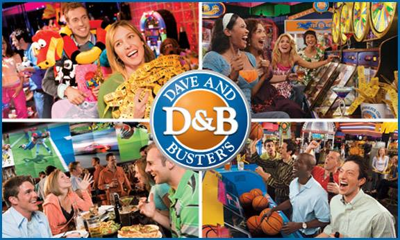 Dave and Buster's: After Dark