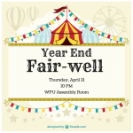 Year-End Fair-well