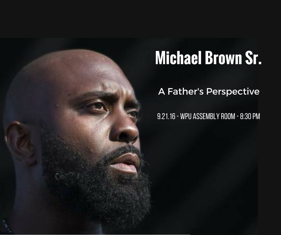 Michael Brown Sr.: A Father's Perspective