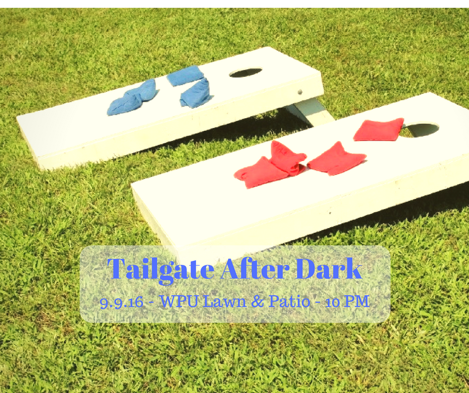 Tailgate After Dark