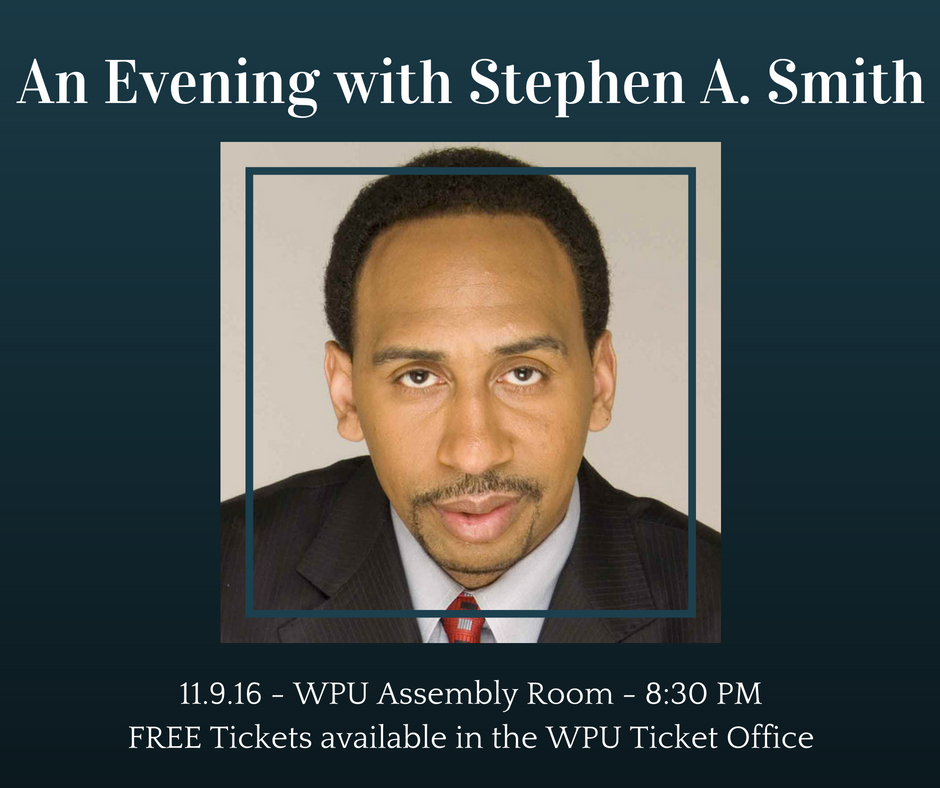 An Evening with Stephen A. Smith