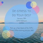 De-stress to do Your Best