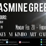 Jasmine Green Exhibit