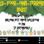 Build Your Own Terrarium Night
